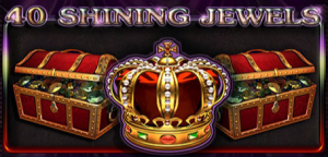 40shining jewels