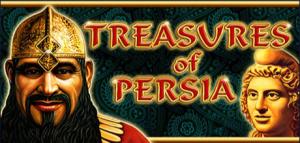 TREASURE OF PERSIA