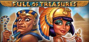 full of treasures